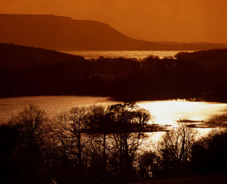lough: Lower Lough Erne, Co Fermanagh, Ireland