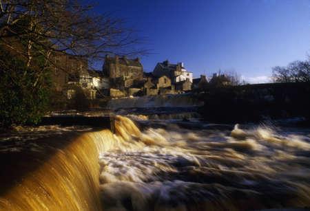 Ennistymon, Co Clare, Ireland Stock Photo - 8242260