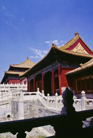 people's cultural palace: The Forbidden City, Beijing, China