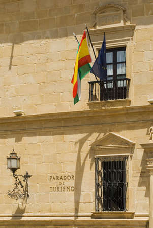Parador Nacional del Conde Stable Dávalos at Úbeda, Andalusia, Spain   photo