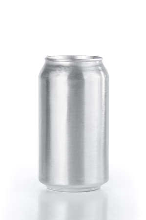 Aluminum can Stock Photo - 8241184