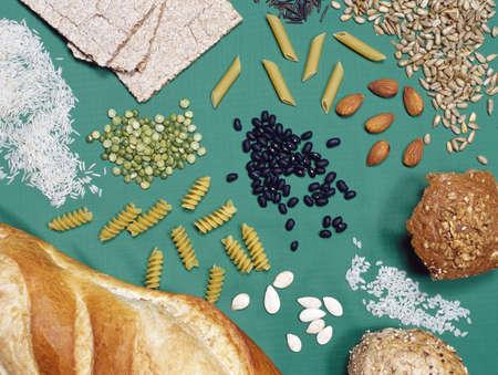 fullframes: An arrangement of healthy foods