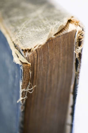 knorr: Worn out book