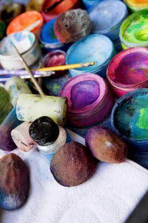 tanasiuk: Painting supplies