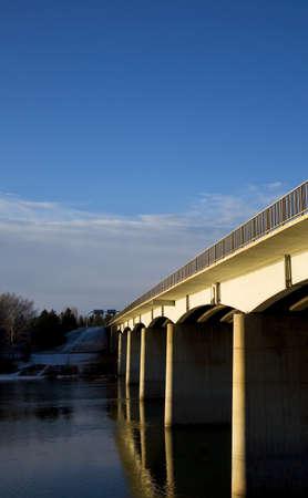 tanasiuk: Bridge over water