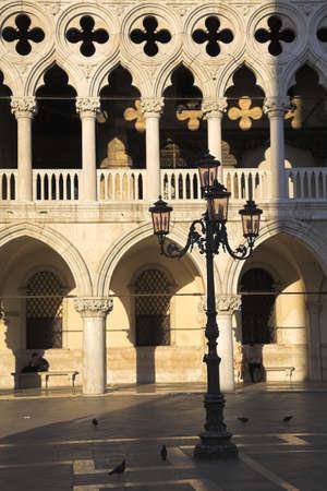 square: Saint Marks Square, Venice, Italy