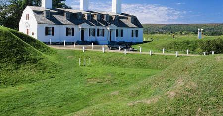 anne: Fort Anne National Historic Park, Nova Scotia, Canada