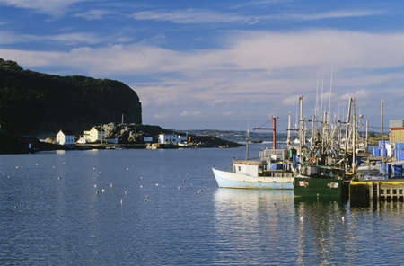 salvage: Fishing boats, Salvage, Newfoundland