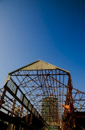 structure: Architectural structure Stock Photo