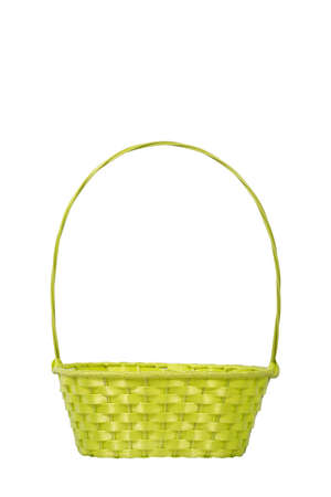 Green basket Stock Photo - 8241158