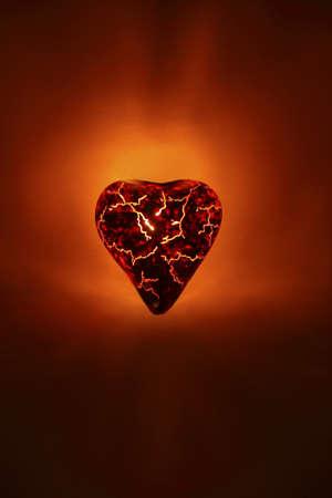 변형 된 심장
