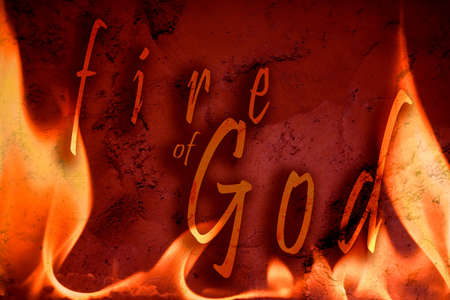 compilations: Illustration of fire of God