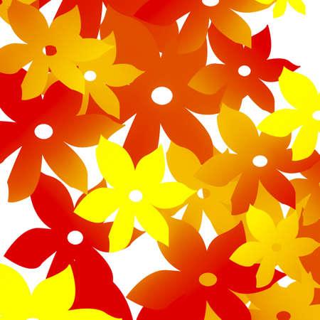 knorr: Floral pattern
