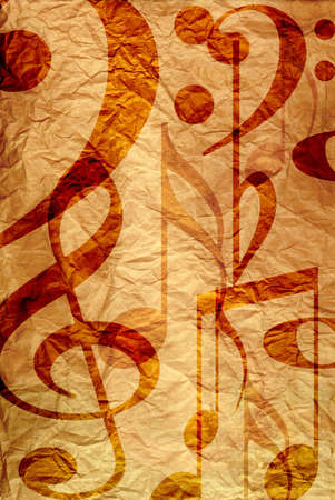 chris: Notas musicales