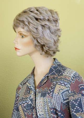 Female mannequin Stock Photo - 8243271