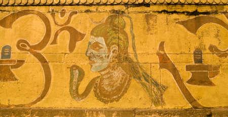 panoramics: Indian artwork