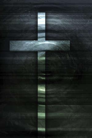 knorr: Cross Stock Photo