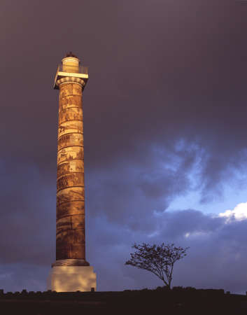 The Astoria Column Stock Photo - 8245349