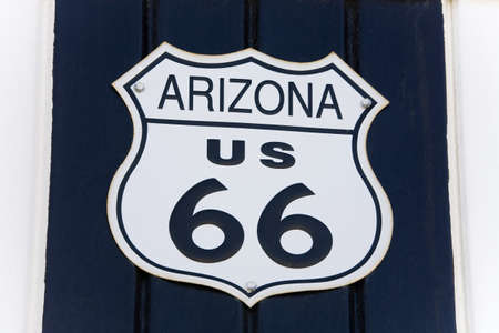 hiway: Sign, Route 66 Museum, Victorville, California, USA LANG_EVOIMAGES