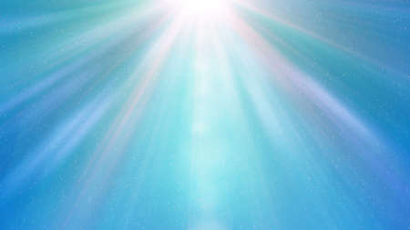Background with nice abstract rays