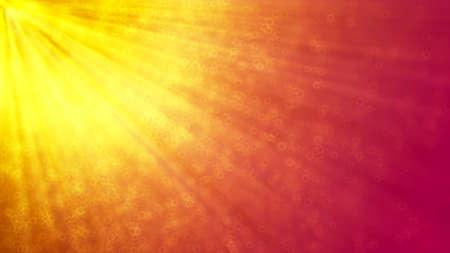 Background with nice sun rays Фото со стока