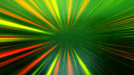 Background with nice abstract radiance