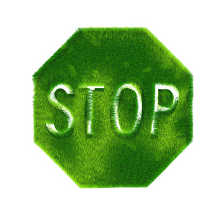 Stop Sign �cologique