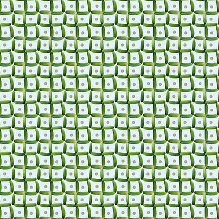 kids type geomatrical shape square seamless pattern with cucumber