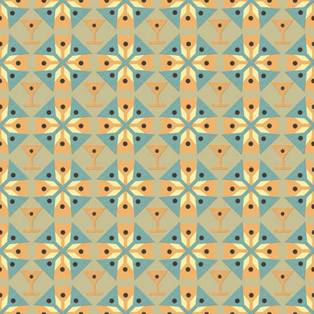 wine  wallpapper seamless pattern design
