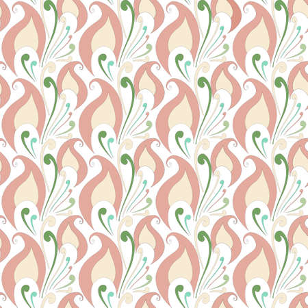 Arabic birdy shaped seamless surface pattern Stock fotó