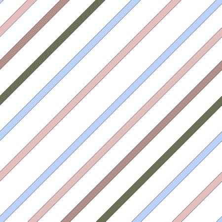 colorful cross stripe parallel line pattern