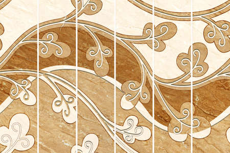 tile design floor pattern type