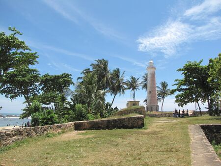 galle: Galle Fort Lighthouse