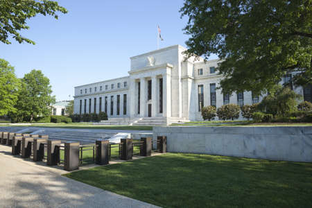 The Marriner S  Eccles Federal Reserve Board Building in Washington DC Stock Photo - 15941411