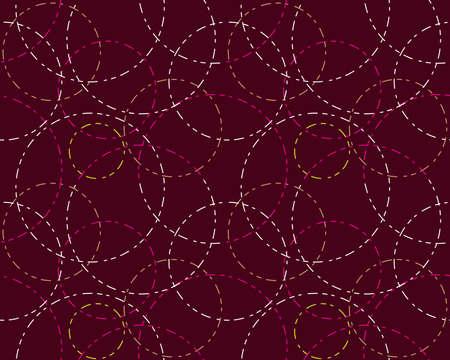 ciclos: Resumen de antecedentes sin fisuras ciclos de esquema de colores