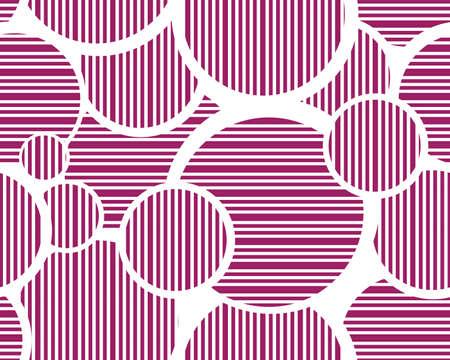 pattern: Abstract naadloze achtergrond voor behang en inpakpapier.