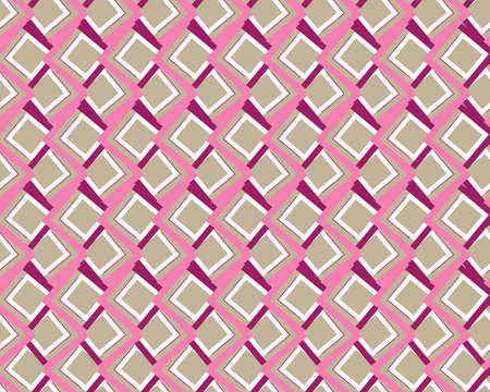 Abstract seamless background for wallpapers and wrapping paper. Ilustracja