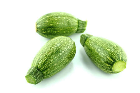 vegetable marrow: fresh zucchini fruits, Fresh vegetable marrow. Stock Photo