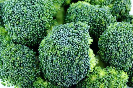 brocoli: Fresh broccoli in closeup