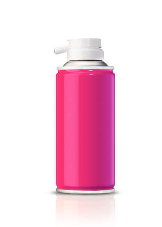 Aluminum spray can, you can use it as painting spray can or Insecticide can.    photo