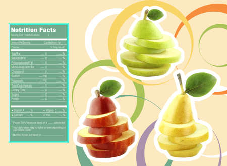 facts: pear nutrition facts