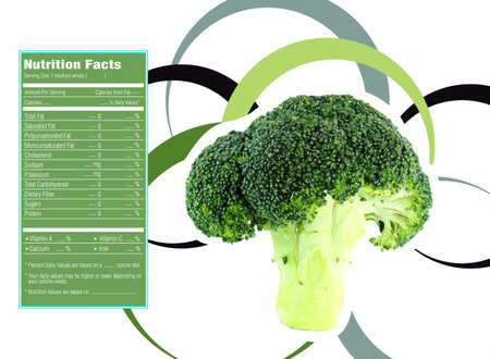 facts: broccoli nutrition facts