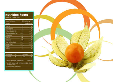 horticultural: nutrition facts