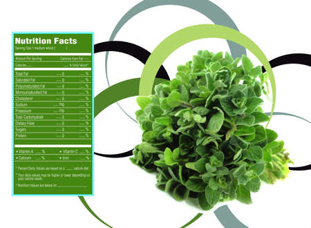 thyme: Thyme nutrition facts