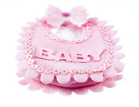 souvenir: baby girl souvenir, Pink Apron.