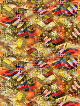 amazing Abstract art background 写真素材