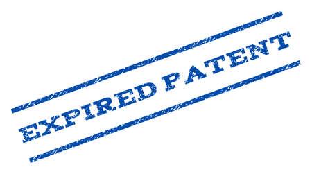 patent: Expired Patent watermark stamp.