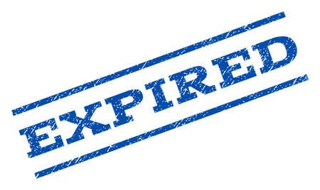 expired: Expired watermark stamp.