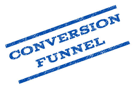 funnel: Conversion Funnel watermark stamp.