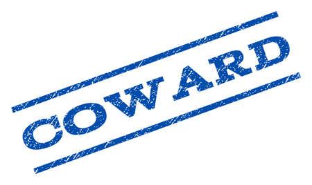 coward: Coward watermark stamp.